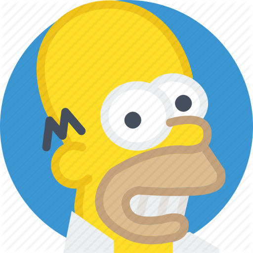 Character, Cinema, Film, Homer, Movie, Simpsons Icon