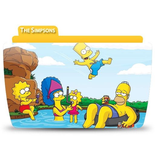 The Simpsons Icon