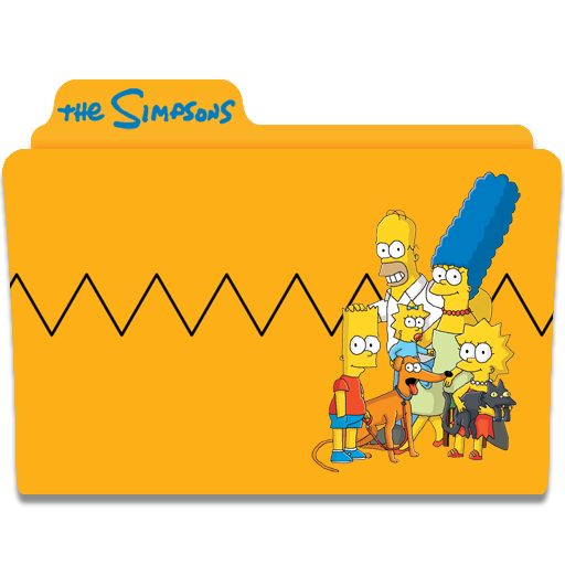 The Simpsons Season Icon Free Download As Png And Formats