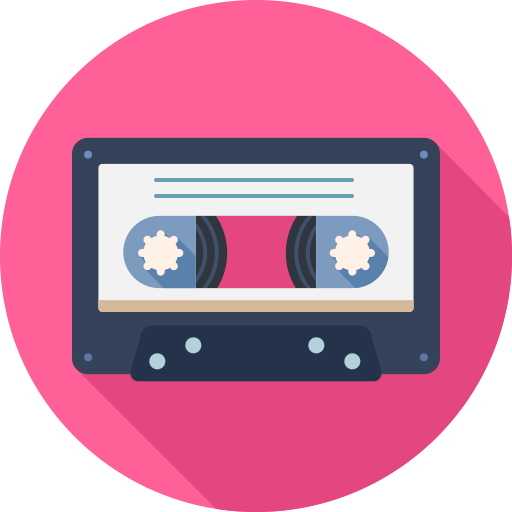 Audio, Cassette, Multimedia, Music Icon Places To Visit