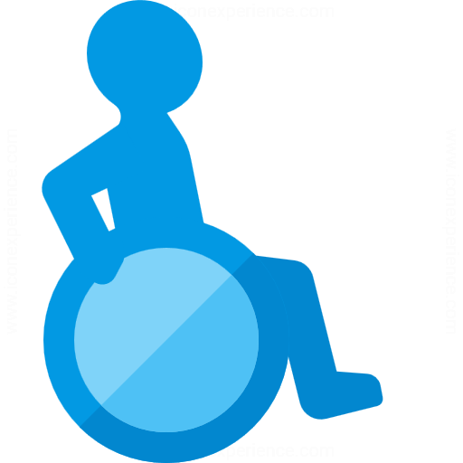 Iconexperience G Collection Disability Icon