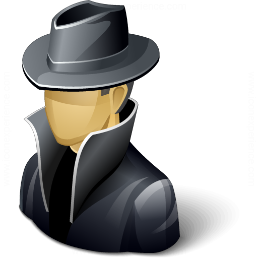 Iconexperience V Collection Spy Icon