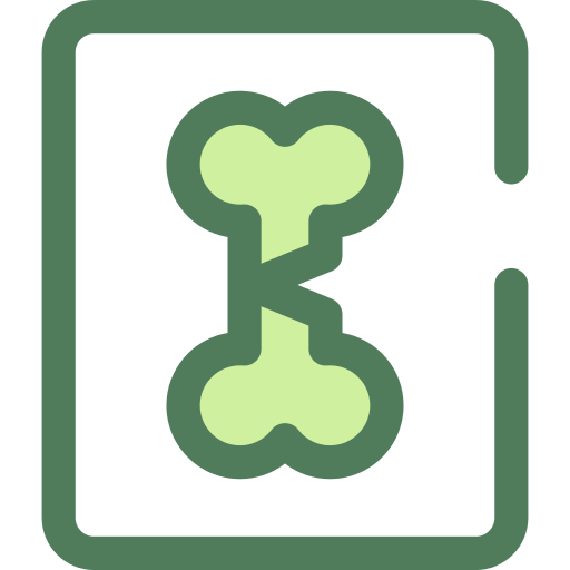 Bone Skeleton Png Icon