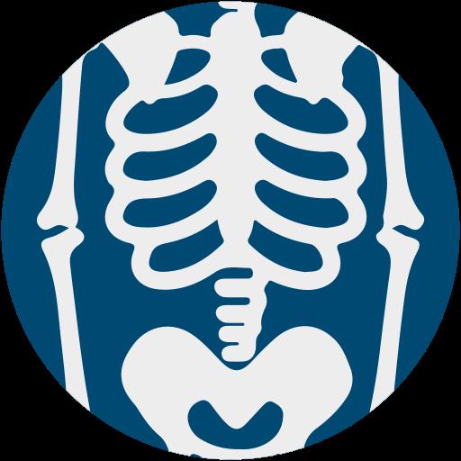 Halloween, Skeleton Icon