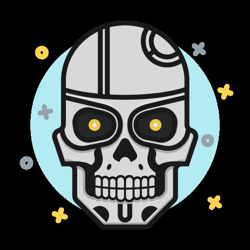 Robots, Robot, Skeleton Icon Free Of Robot Icons