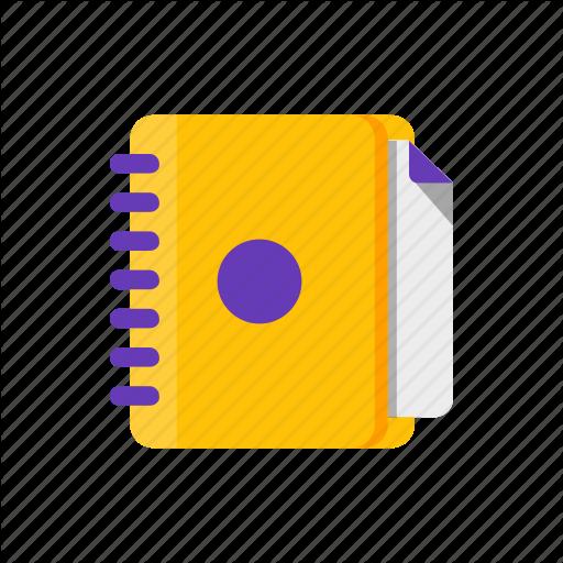 Book, Draw, Paper, Sketch Icon