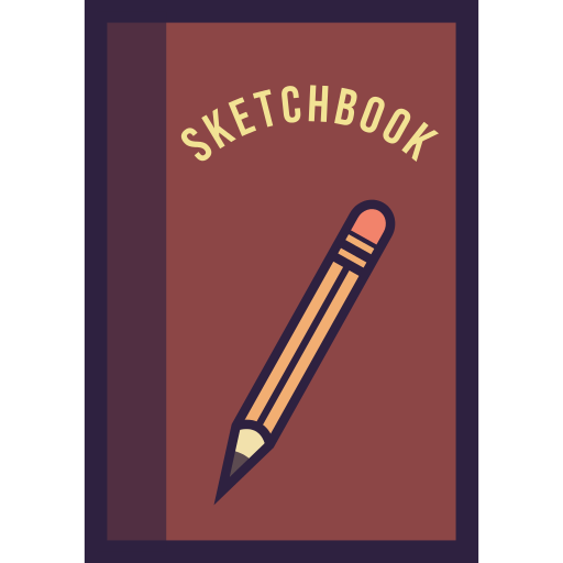 Sketchbook Png Icon