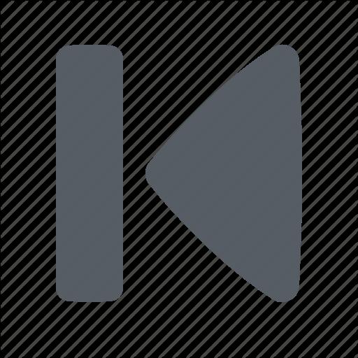 Arrow, Back, Interface, Skip Icon
