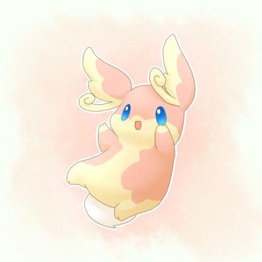 Audino Pokemon Fairy Types And Anime
