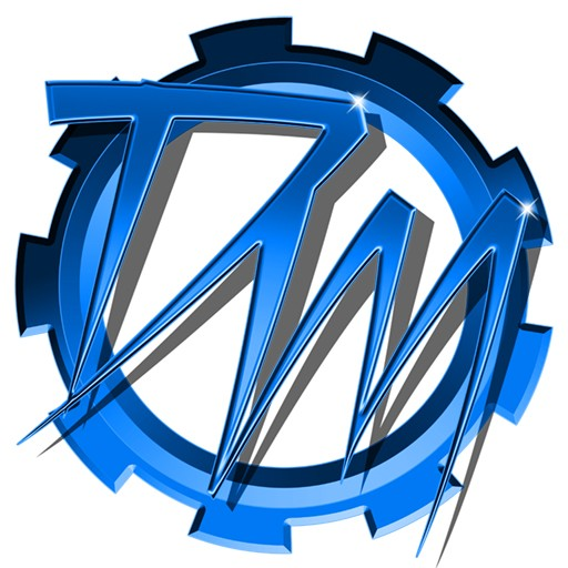 Cropped Dm Initial Gear Logo Site Icon Dent Machine