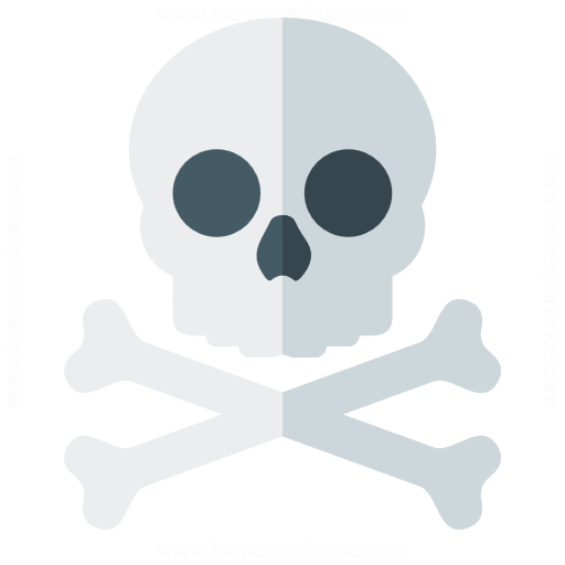 Iconexperience G Collection Skull Icon