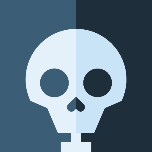 Skeleton, Healthcare And Medical, X Rays, Medical, Bones, X Ray Icon