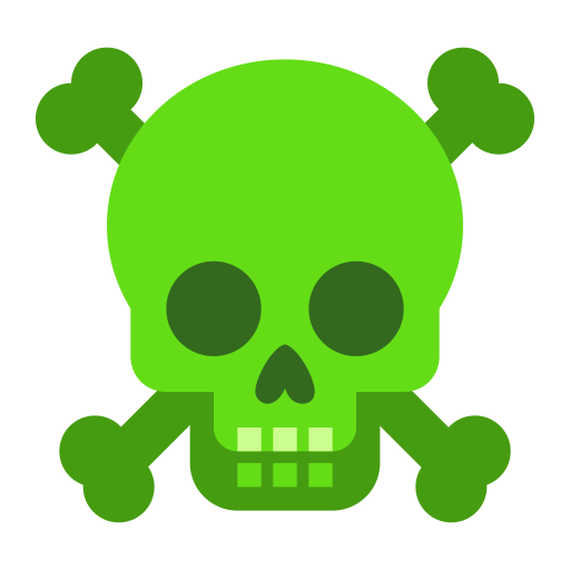 Poisonous Toxic, Poisonous, Rattlesnake Icon With Png And Vector
