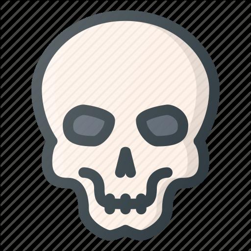 Avatar, Head, People, Skeleton, Skull Icon