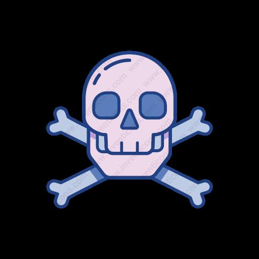 Download Skull Icon Inventicons