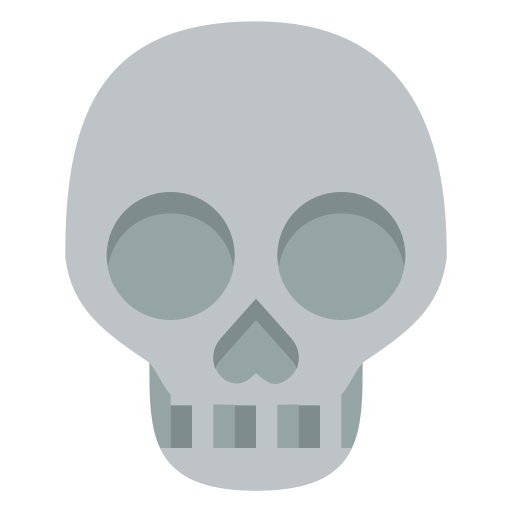 Horror Skull Icon Download Free Icons