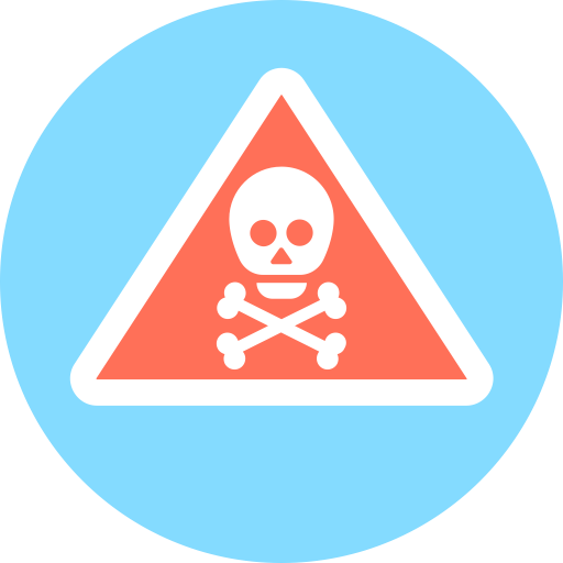 Danger, Dead, Skull Icon With Png And Vector Format For Free