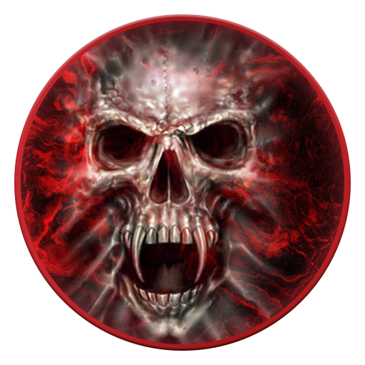 Red Blood Skull Is Here To Scare You All Download The Red Blood