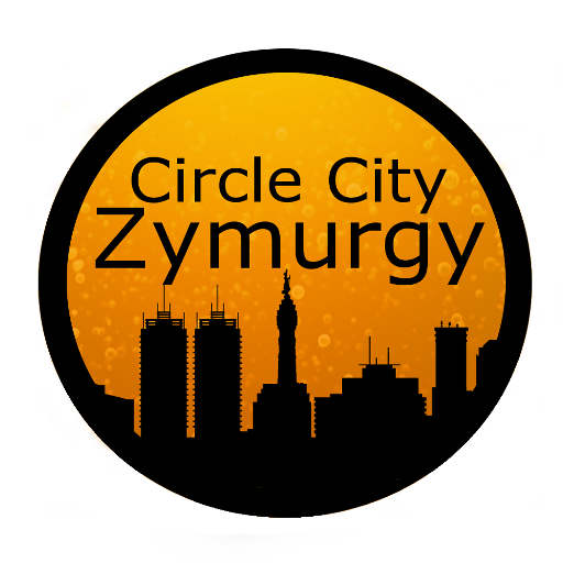 Circle City Zymurgy Indianapolis Skyline Beer Background For Use