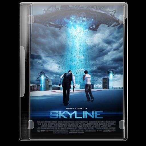 Skyline Icon English Movies Iconset Danzakuduro