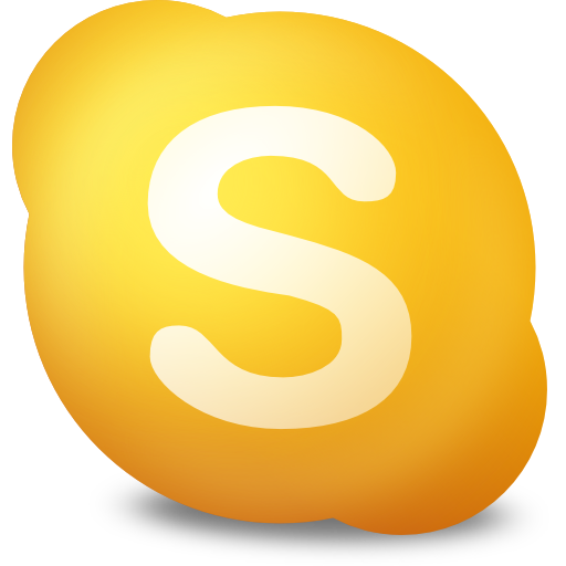 Skype Icon Black At Getdrawings Free Download