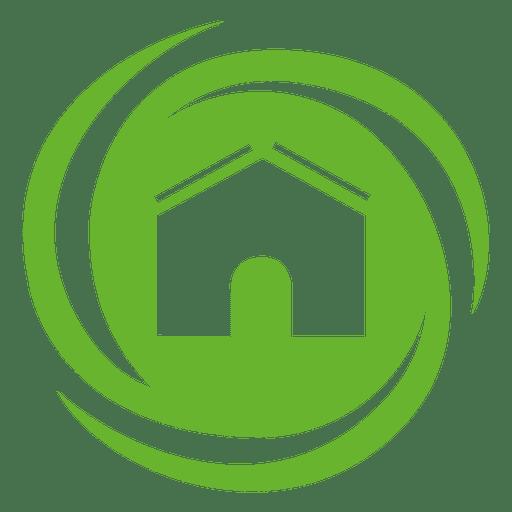 House Swirls Icon