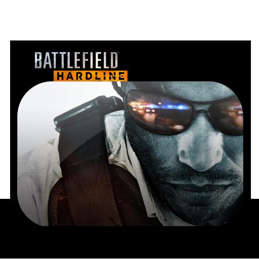 Battlefield Hardline Folder Icon
