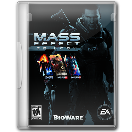 Mass Effect Trilogy Icon