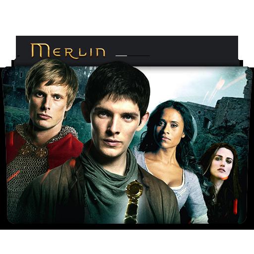 Merlin Tv Series Folder Icon