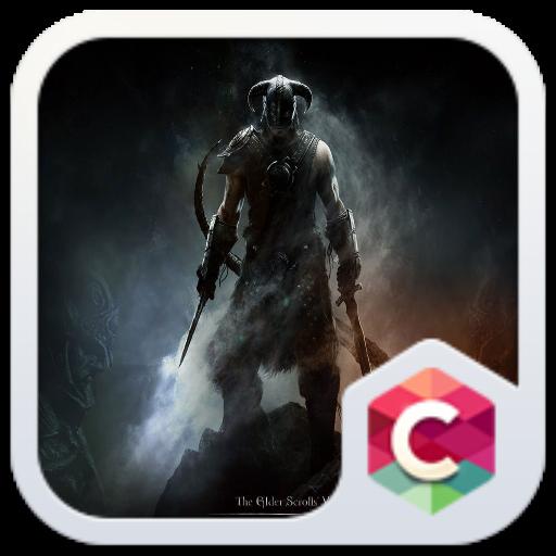 Skyrim Free Android Theme U Launcher