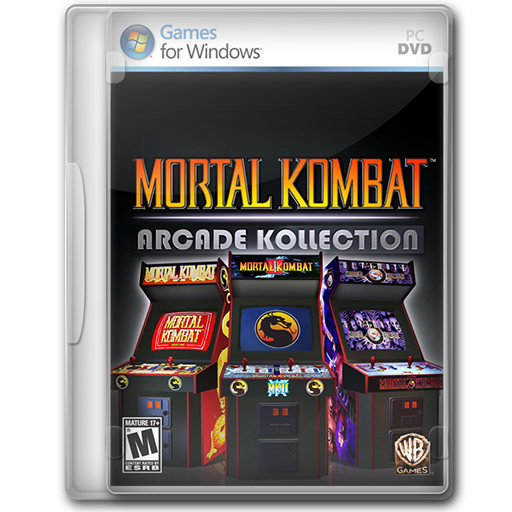 Mortal Kombat Arcade Kollection Icon