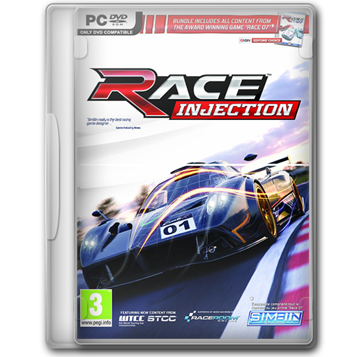 Race Injection Icon