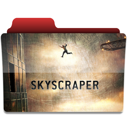 Skyscraper Folder Icon
