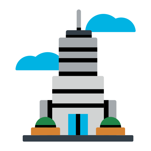Skyscraper Icons, Download Free Png And Vector Icons, Unlimited