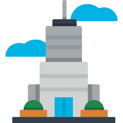 Skyscraper Icon Urban Freepik