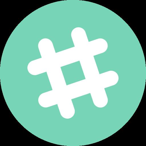 Circle, Messenger, Round Icon, Slack Icon
