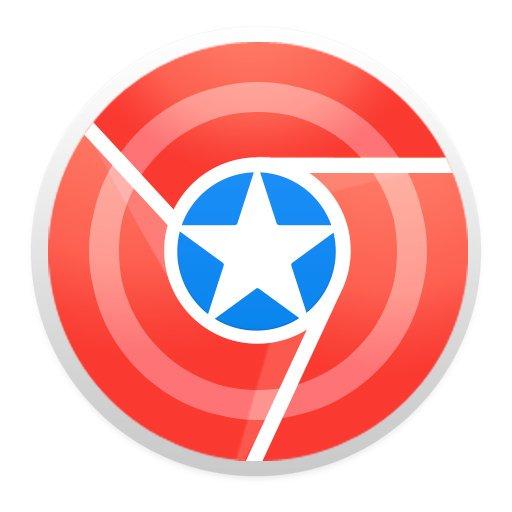 Benjamin Sledge On Twitter Made A Captain America Inspired
