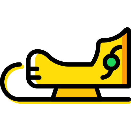 Sled Sleigh Png Icon
