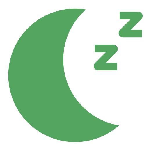 Sleep Mode, Sleep, Sleeping Icon With Png And Vector Format