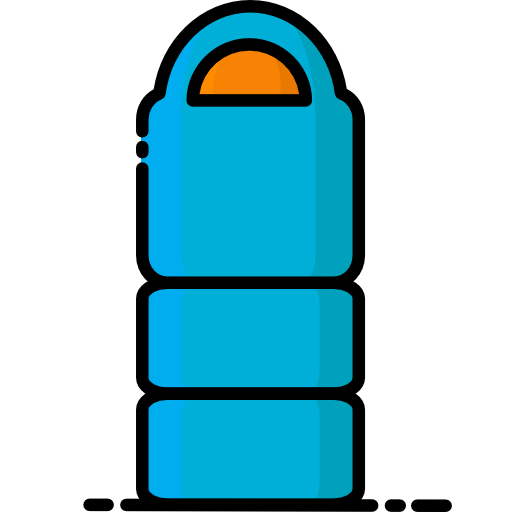 Sleeping, Bag Icon Free Of The Traveller Goodies