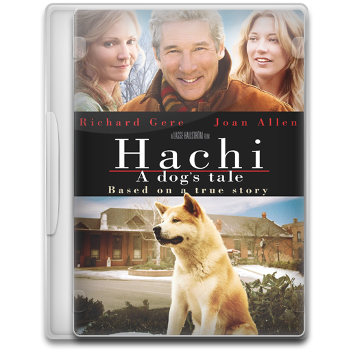 Hachi A Dogs Tale Icon Free Download As Png And Formats