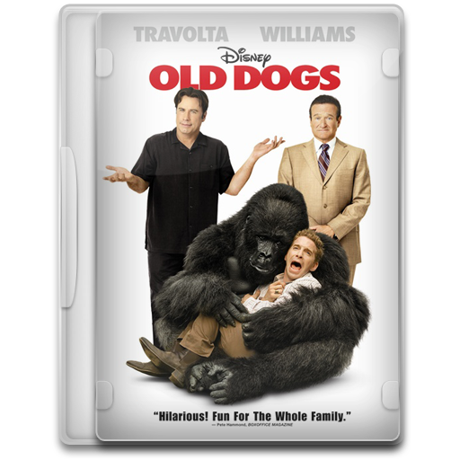 Old Dogs Icon Movie Mega Pack Iconset