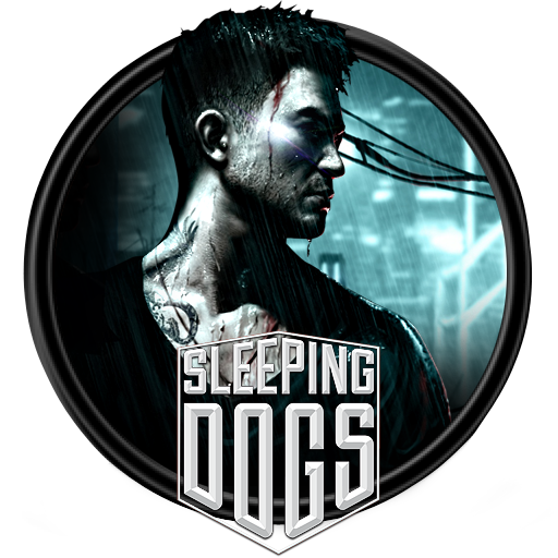 Sleeping Dogs Icon Png