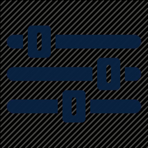 Adjustment, Function, Setting, Slider Icon