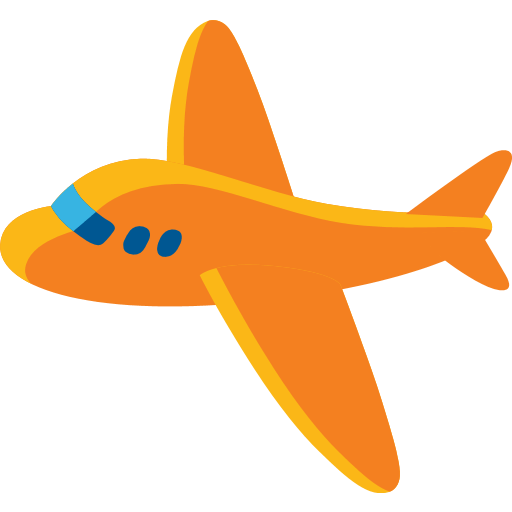 Airplane Emoji For Facebook, Email Sms Id