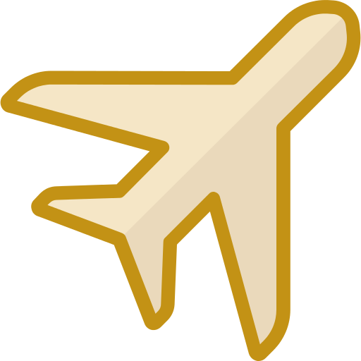 Airplane Transport Png Icon