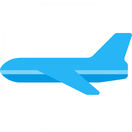 Iconexperience G Collection Airplane Icon