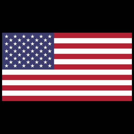Us United States Flag Icon