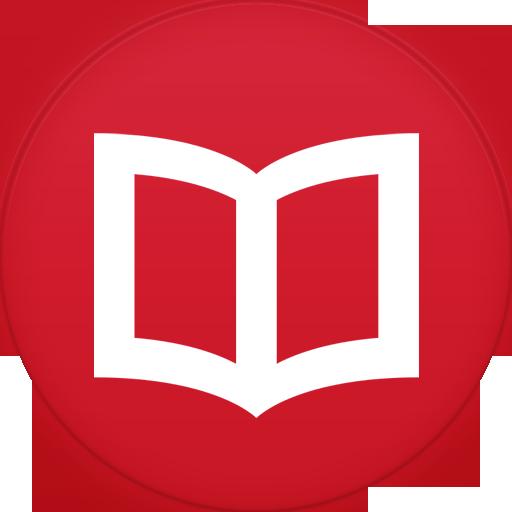 Books Icon Circle Iconset