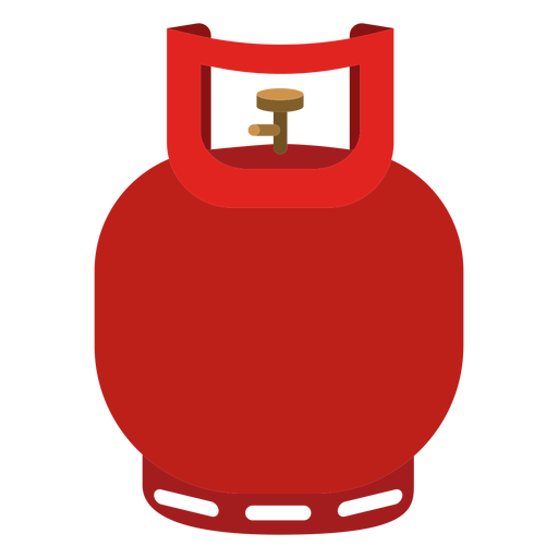 Small Gas Cylinder Icon